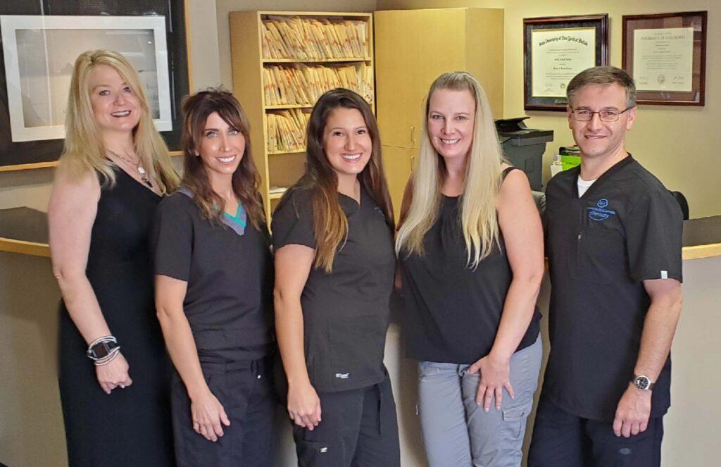 The Team from AFC Dental is here to give you the smile you want